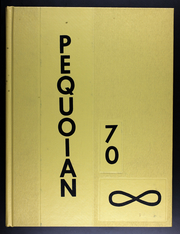1970 Edition, Pequea Valley High School - Pequoian Yearbook (Kinzers, PA)