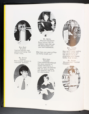 Page 14, 1977 Edition, Pequea Valley High School - Pequoian Yearbook (Kinzers, PA) online yearbook collection