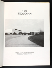 Page 5, 1977 Edition, Pequea Valley High School - Pequoian Yearbook (Kinzers, PA) online yearbook collection