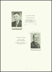 Page 10, 1952 Edition, Cambridge Springs Joint High School - Resonator Yearbook (Cambridge Springs, PA) online yearbook collection