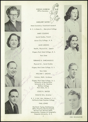 Page 11, 1952 Edition, Cambridge Springs Joint High School - Resonator Yearbook (Cambridge Springs, PA) online yearbook collection