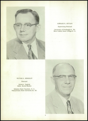 Page 12, 1954 Edition, Cambridge Springs Joint High School - Resonator Yearbook (Cambridge Springs, PA) online yearbook collection