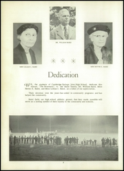 Page 8, 1954 Edition, Cambridge Springs Joint High School - Resonator Yearbook (Cambridge Springs, PA) online yearbook collection