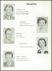 Page 11, 1955 Edition, Cambridge Springs Joint High School - Resonator Yearbook (Cambridge Springs, PA) online yearbook collection