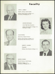 Page 14, 1955 Edition, Cambridge Springs Joint High School - Resonator Yearbook (Cambridge Springs, PA) online yearbook collection