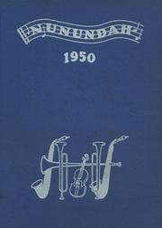 1950 Edition, Smethport Area High School - Nunundah Yearbook (Smethport, PA)