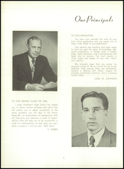 Page 10, 1954 Edition, Smethport Area High School - Nunundah Yearbook (Smethport, PA) online yearbook collection