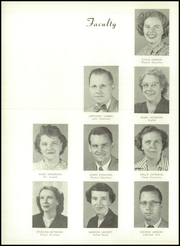 Page 14, 1954 Edition, Smethport Area High School - Nunundah Yearbook (Smethport, PA) online yearbook collection