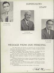 Page 12, 1958 Edition, Smethport Area High School - Nunundah Yearbook (Smethport, PA) online yearbook collection