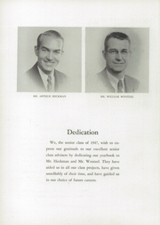 Page 6, 1947 Edition, Fleetwood High School - Tiger Tale Yearbook (Fleetwood, PA) online yearbook collection