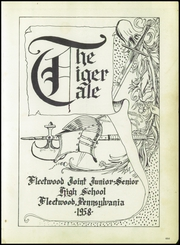 Page 5, 1958 Edition, Fleetwood High School - Tiger Tale Yearbook (Fleetwood, PA) online yearbook collection