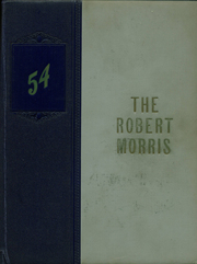 Morrisville High School - Robert Morris Yearbook (Morrisville, PA) online yearbook collection, 1954 Edition, Page 1
