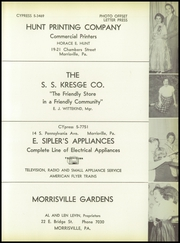 Page 109, 1957 Edition, Morrisville High School - Robert Morris Yearbook (Morrisville, PA) online yearbook collection