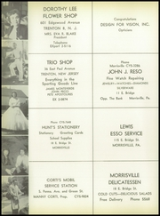 Page 114, 1957 Edition, Morrisville High School - Robert Morris Yearbook (Morrisville, PA) online yearbook collection