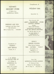 Page 115, 1957 Edition, Morrisville High School - Robert Morris Yearbook (Morrisville, PA) online yearbook collection