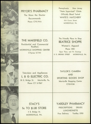 Page 118, 1957 Edition, Morrisville High School - Robert Morris Yearbook (Morrisville, PA) online yearbook collection