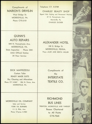 Page 119, 1957 Edition, Morrisville High School - Robert Morris Yearbook (Morrisville, PA) online yearbook collection