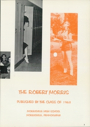 Page 7, 1963 Edition, Morrisville High School - Robert Morris Yearbook (Morrisville, PA) online yearbook collection