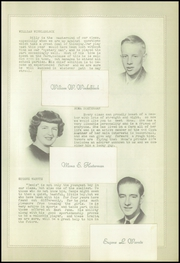 Page 17, 1950 Edition, Penns Valley High School - Blue and White Yearbook (Spring Mills, PA) online yearbook collection