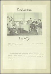 Page 9, 1950 Edition, Penns Valley High School - Blue and White Yearbook (Spring Mills, PA) online yearbook collection