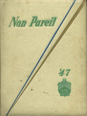 1947 Edition, Nether Providence High School - Non Pareil Yearbook (Wallingford, PA)