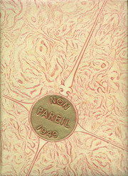 1949 Edition, Nether Providence High School - Non Pareil Yearbook (Wallingford, PA)
