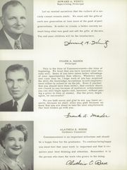 Page 10, 1956 Edition, Nether Providence High School - Non Pareil Yearbook (Wallingford, PA) online yearbook collection