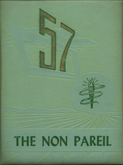 1957 Edition, Nether Providence High School - Non Pareil Yearbook (Wallingford, PA)