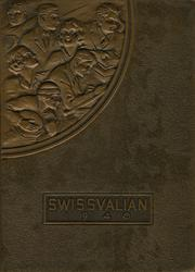 1940 Edition, Swissvale High School - Swissvalian Yearbook (Swissvale, PA)
