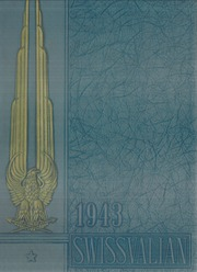 1943 Edition, Swissvale High School - Swissvalian Yearbook (Swissvale, PA)