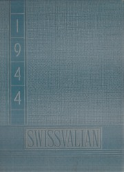 1944 Edition, Swissvale High School - Swissvalian Yearbook (Swissvale, PA)