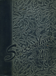 1947 Edition, Swissvale High School - Swissvalian Yearbook (Swissvale, PA)