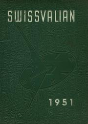 1951 Edition, Swissvale High School - Swissvalian Yearbook (Swissvale, PA)