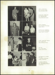 Page 12, 1953 Edition, Swissvale High School - Swissvalian Yearbook (Swissvale, PA) online yearbook collection