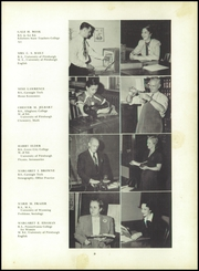Page 13, 1953 Edition, Swissvale High School - Swissvalian Yearbook (Swissvale, PA) online yearbook collection