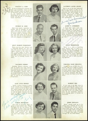 Page 16, 1953 Edition, Swissvale High School - Swissvalian Yearbook (Swissvale, PA) online yearbook collection