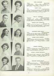 Page 16, 1955 Edition, Swissvale High School - Swissvalian Yearbook (Swissvale, PA) online yearbook collection