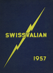 1957 Edition, Swissvale High School - Swissvalian Yearbook (Swissvale, PA)