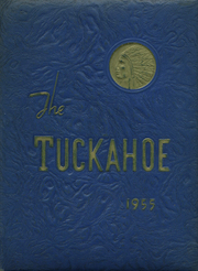 1955 Edition, Bellwood Antis High School - Tuckahoe Yearbook (Bellwood, PA)