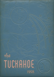 1958 Edition, Bellwood Antis High School - Tuckahoe Yearbook (Bellwood, PA)