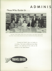 Page 12, 1958 Edition, Bellwood Antis High School - Tuckahoe Yearbook (Bellwood, PA) online yearbook collection