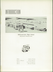 Page 5, 1958 Edition, Bellwood Antis High School - Tuckahoe Yearbook (Bellwood, PA) online yearbook collection