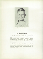 Page 8, 1958 Edition, Bellwood Antis High School - Tuckahoe Yearbook (Bellwood, PA) online yearbook collection