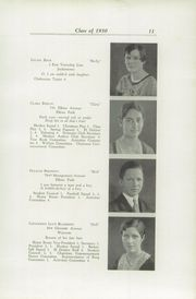 Page 15, 1930 Edition, Cheltenham High School - El Delator Yearbook (Cheltenham, PA) online yearbook collection