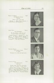 Page 17, 1930 Edition, Cheltenham High School - El Delator Yearbook (Cheltenham, PA) online yearbook collection
