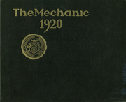 1920 Edition, Williamson High School - Keystone Yearbook (Tioga, PA)
