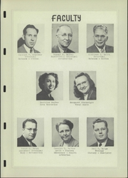 Page 13, 1950 Edition, Williamson High School - Keystone Yearbook (Tioga, PA) online yearbook collection