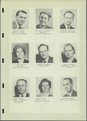 Page 15, 1950 Edition, Williamson High School - Keystone Yearbook (Tioga, PA) online yearbook collection
