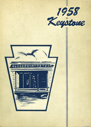 1958 Edition, Williamson High School - Keystone Yearbook (Tioga, PA)