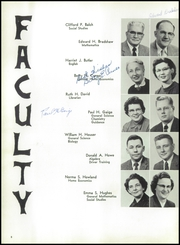 Page 12, 1959 Edition, Williamson High School - Keystone Yearbook (Tioga, PA) online yearbook collection
